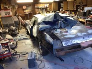 grand prix, prix, grand, rebuild, restored, restoration, rad air, radair, auto, car