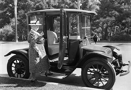 way back wednesday electric cars are older than you think