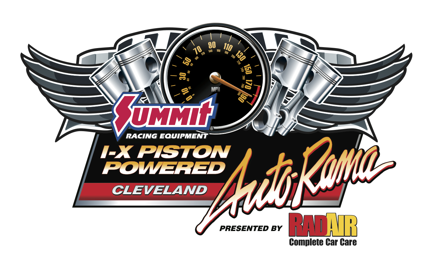 Discount Tire Hours Sunday >> Piston Powered Auto-Rama Tickets On Sale Now | Rad Air