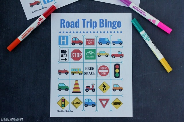 Free-Travel-Bingo-Printable