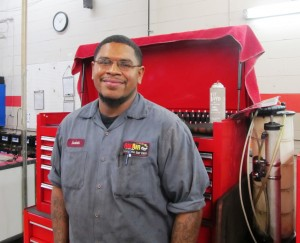 Meet-the-Mechanic: Isaiah at Solon Rad Air | Rad Air