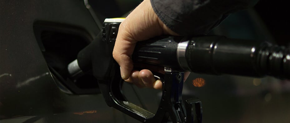 Filling Car with Gas